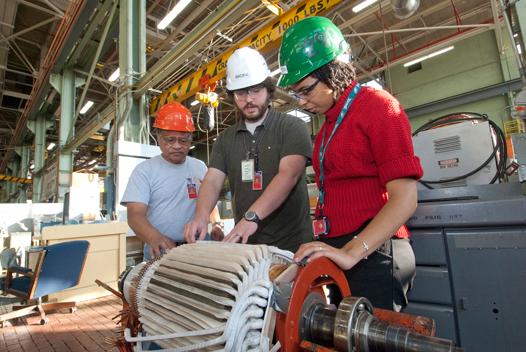ngineers at Puget Sound Naval Shipyard and Intermediate Maintenance Facility