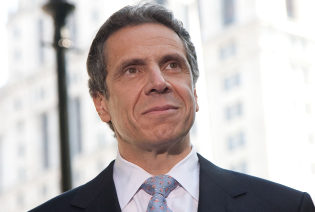 New York Governor Andrew Cuomo | Source: Wikimedia Commons