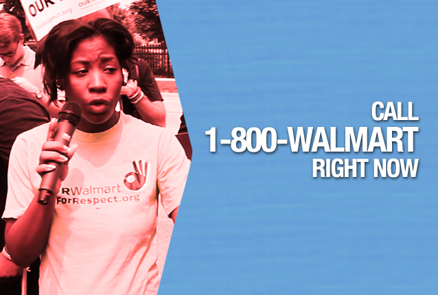 Walmart 1800 Call In Number >> Call Walmart Now And Tell The Company Women Shouldn T Be Fired Just