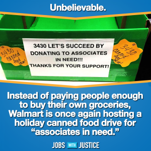 Photo courtesy of Making Change at Walmart.