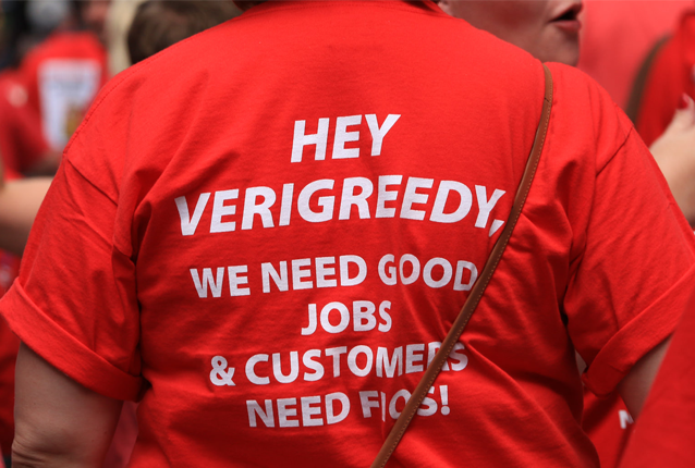 Five Reasons to Care About the Verizon Strike | Jobs With