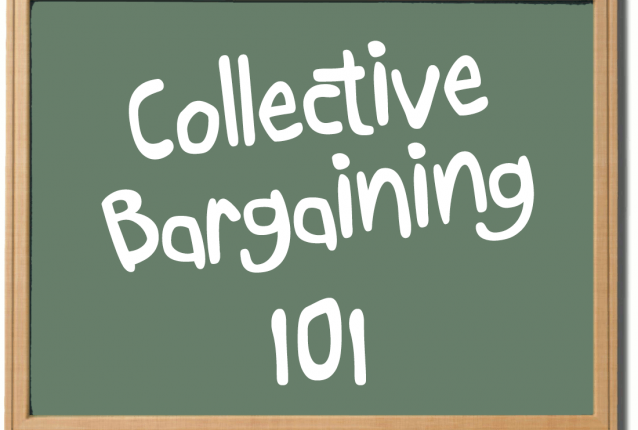 Collective Bargaining 101 Jobs With Justice