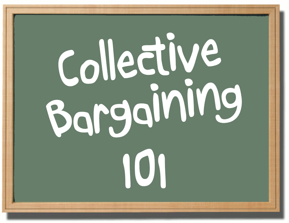 describe the process of administering a collective bargaining agreement cba to include the role and  A collective bargaining agreement is a negotiated contract between an employer and a union the agreement covers the wages and other terms and conditions of employment for the employees in the bargaining unit.